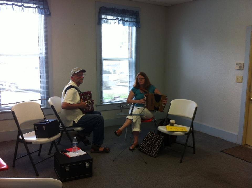 Tuesday accordion class